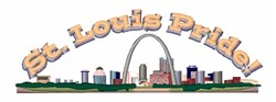 St Louis Pride embroidery design