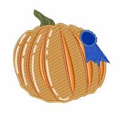 Prize Pumpkin embroidery design