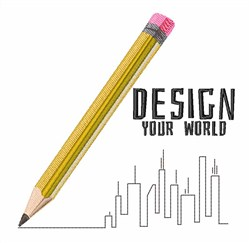 Design Your World embroidery design