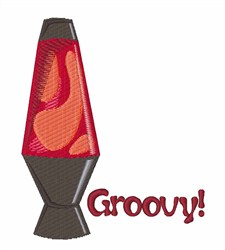 Groovy! embroidery design