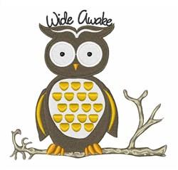 Wide Awake embroidery design