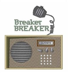 Breaker Breaker embroidery design