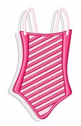 Swim Suit embroidery design
