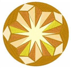 Topaz Gem embroidery design