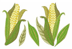 Ears Of Corn embroidery design