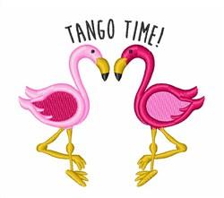 Tango Time embroidery design