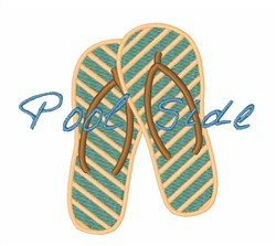 Pool Side embroidery design