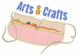 Arts & Crafts embroidery design