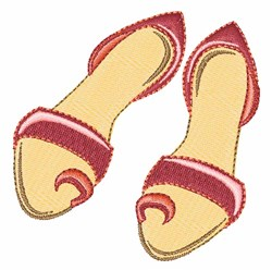 Womens Dress Shoes embroidery design