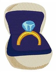 Diamond Solitaire embroidery design