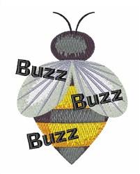 Buzz Buzz Buzz embroidery design