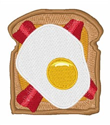 Breakfast   embroidery design