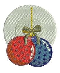 Ornaments embroidery design