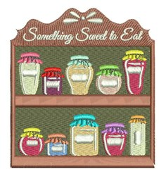 Sweet To Eat embroidery design