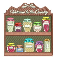 Welcome To Country embroidery design