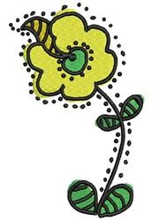 AFC605A embroidery design