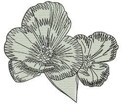 AFC619A embroidery design