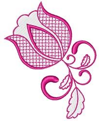 Sunburst Decoration embroidery design