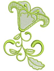 AFC650A embroidery design