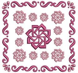 AFC679A embroidery design