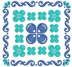 AFC680A embroidery design