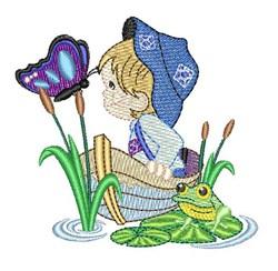AFC694A embroidery design