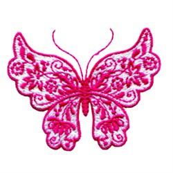 Beautiful Butterfly Embroidery Designs Free Machine