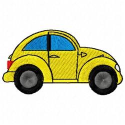 VW Bug embroidery design