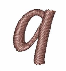 Rose Alphabet qs embroidery design