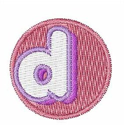 Cupcakes Font d embroidery design