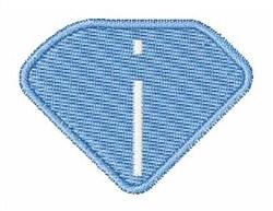 Gemstones Font i embroidery design