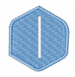 Gemstones Font l embroidery design