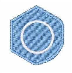 Gemstones Font o embroidery design