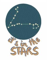 Constellation Machine Embroidery Designs