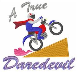 True Daredevil embroidery design