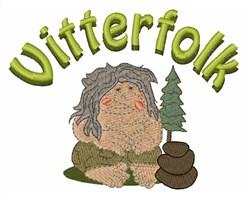 Vitterfolk embroidery design