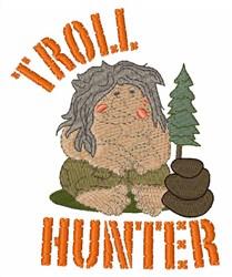 Troll Hunter embroidery design