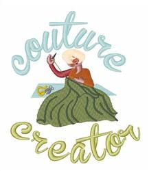 Couture Creator embroidery design