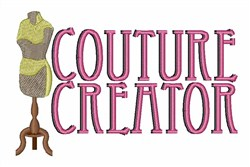 Couture Creator embroidery design