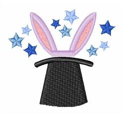 Magic Rabbit embroidery design