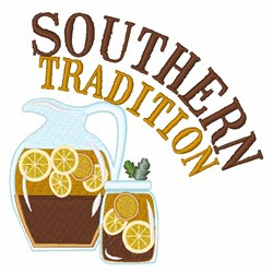 Southern Tradition embroidery design