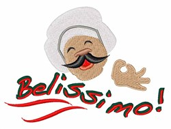 Belissimo embroidery design