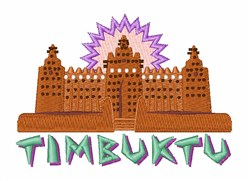 TImbuktu embroidery design