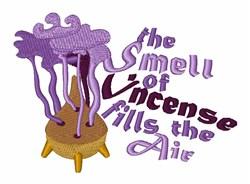Incense Pot embroidery design