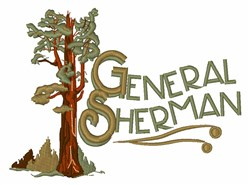 General Sherman embroidery design