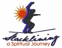 Spiritual Journey embroidery design
