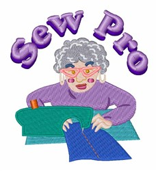 Sew Pro embroidery design