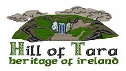 Hill Of Tara embroidery design