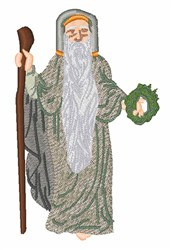 Druid Priest embroidery design