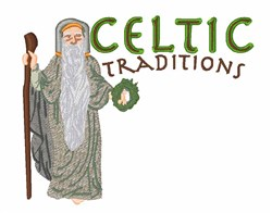 Celtic Traditions embroidery design